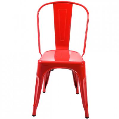 Kėdė Amelia Raudona