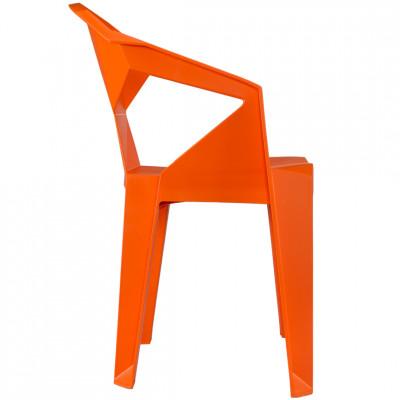 Kėdė Muze Orange