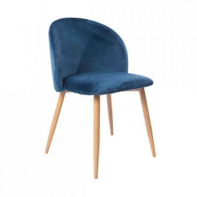 Kėdė Flora Mėlyna