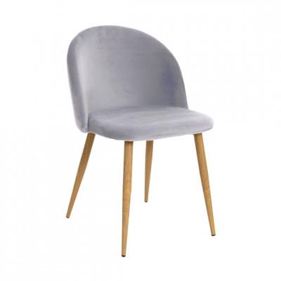 Kėdė Flora Šviesiai pilka