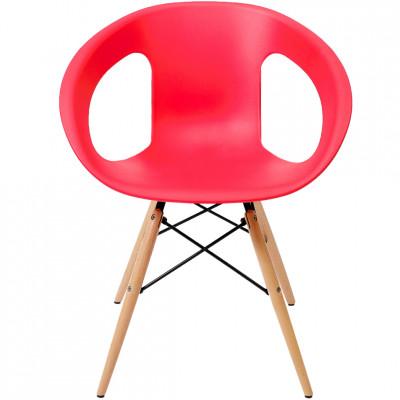 Kėdė Luno Raudona