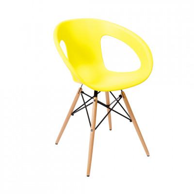 Kėdė Luno Geltona