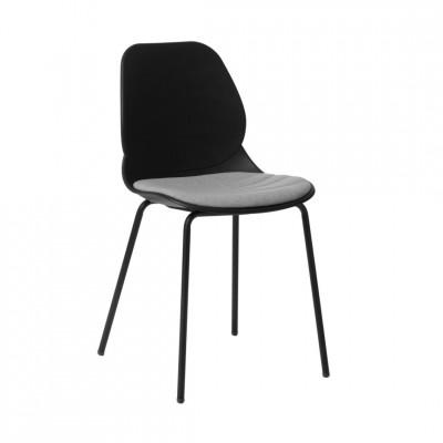 Kėdė Layer Juoda