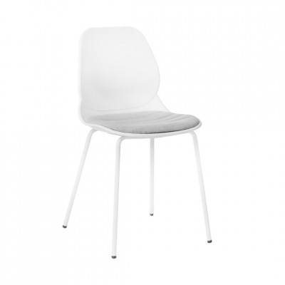 Kėdė Layer Balta
