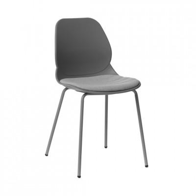 Kėdė Layer Pilka