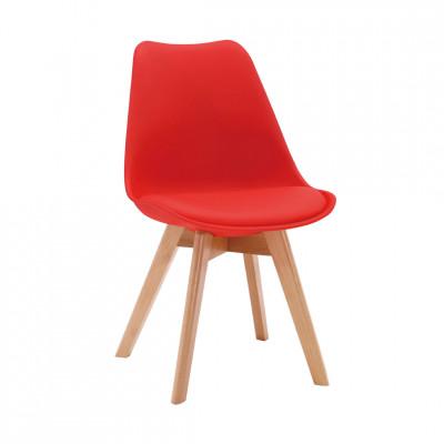 Kėdė Leila Raudona