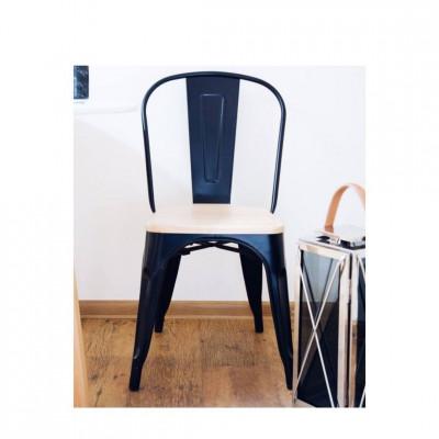 Kėdė Amelia Juoda