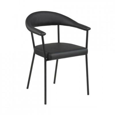 Kėdė Ava Juoda