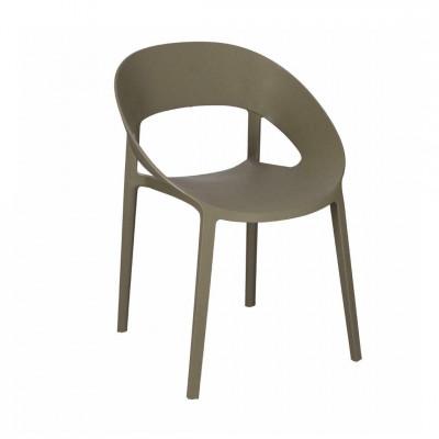 Kėdė Oido Pilka