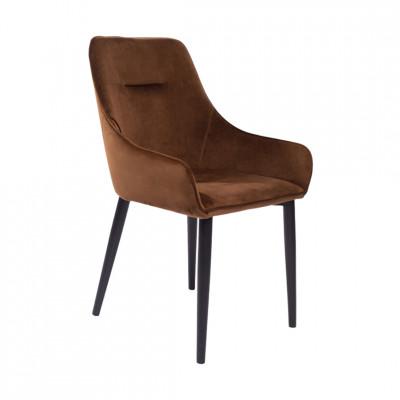 Kėdė Deli Ruda
