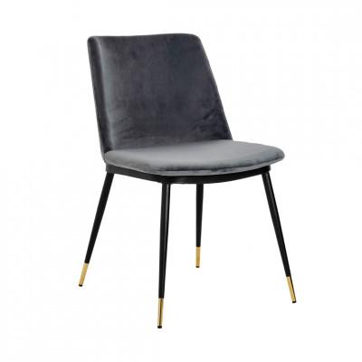 Kėdė Diego Tamsiai pilka