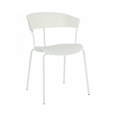 Kėdė Laugar Balta