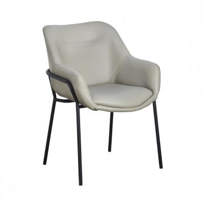 Kėdė Salut Pilka