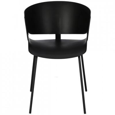 Kėdė Gondia Juoda