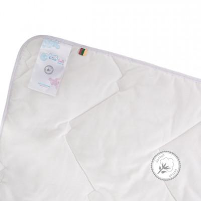 Vaikiška medvilninė antklodė