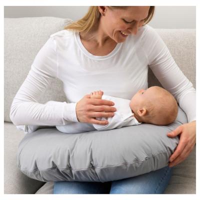Maitinimo pagalvė dryžuota