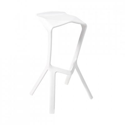 Baro kėdė Spicy Balta