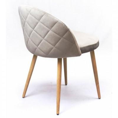 Kėdė Venus Pilka