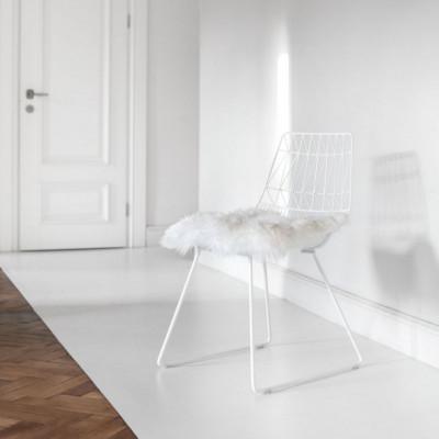 Kėdė Frill Balta