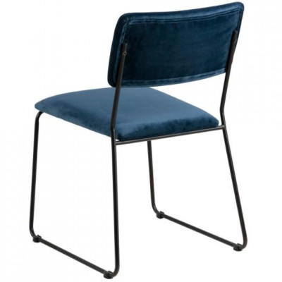 Kėdė CORNELIA Mėlyna