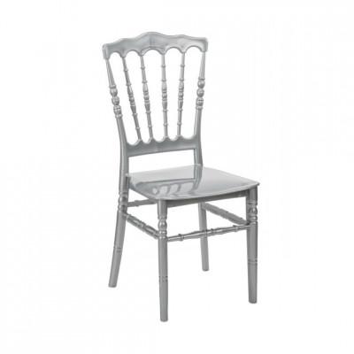 Kėdė NAPOLEON Sidabrinė