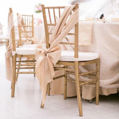Kėdė TIFFANY Aukso