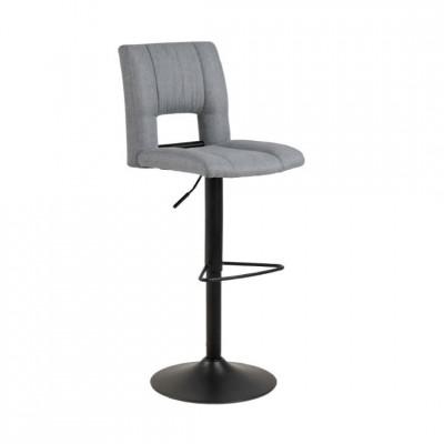 Baro kėdė SYLVIA STOOL Pilka
