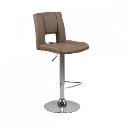 Baro kėdė SYLVIA STOOL Ruda