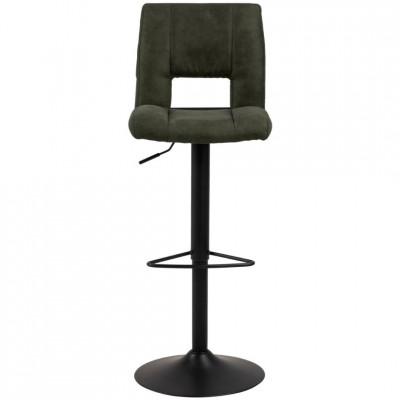 Baro kėdė SYLVIA STOOL Žalia