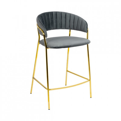 Pusbario Kėdė MARGO GOLD...