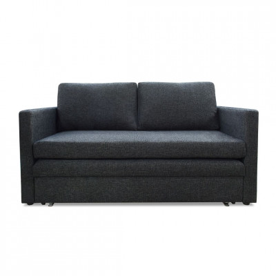 Sofa lova Antilia juoda