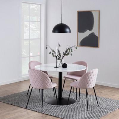Kėdė LOUISE Rožinė