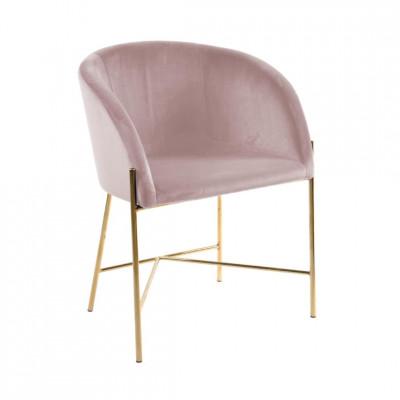 Kėdė NELSON Rožinė