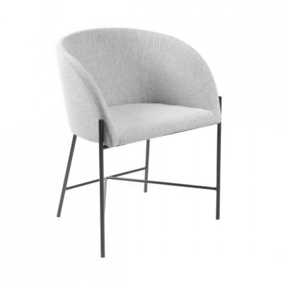 Kėdė NELSON Šviesiai Pilka