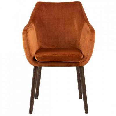 Kėdė NORA Oranžinė