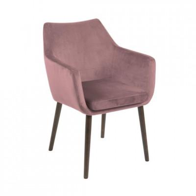 Kėdė NORA Rožinė