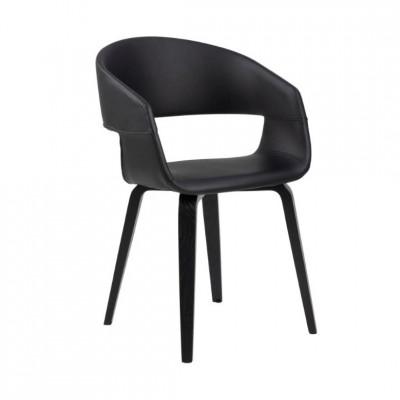 Kėdė NOVA Juoda