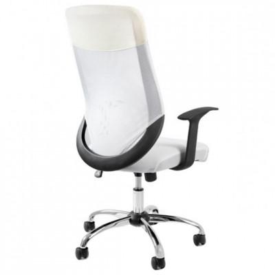 Darbo kėdė MOBI PLUS Balta