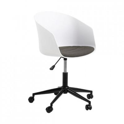 Darbo kėdė MOONRISE Balta