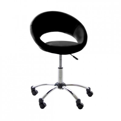 Darbo kėdė PLUMP Juoda