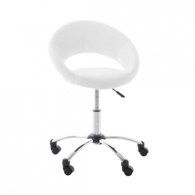 Darbo kėdė PLUMP Balta