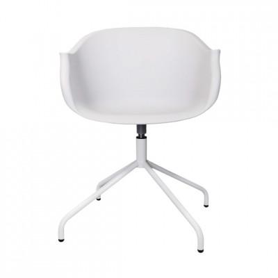 Darbo kėdė ROUNDY 2 Balta
