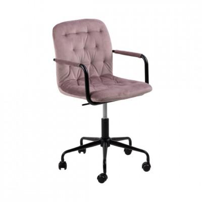 Darbo kėdė WENDY Rožinė