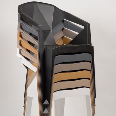 Kėdė Muze Grey