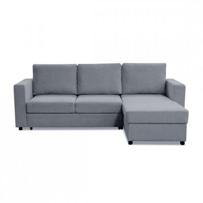 Sofa lova small Paris Pilka